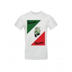 T-shirt Vespa Verte