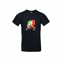 T-shirt Vespa Pin-Up