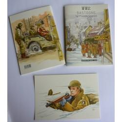 Carnet de croquis Bastogne