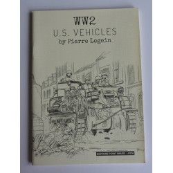 CARNET DE CROQUIS WW2 U.S....